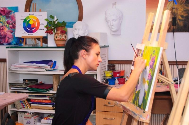 Уроки рисования для взрослых