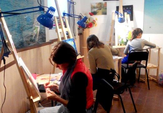 уроки живописи в Киеве