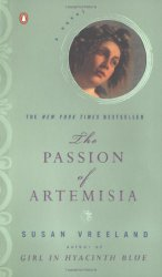 The Passion of Artmesia by Susan Vreeland