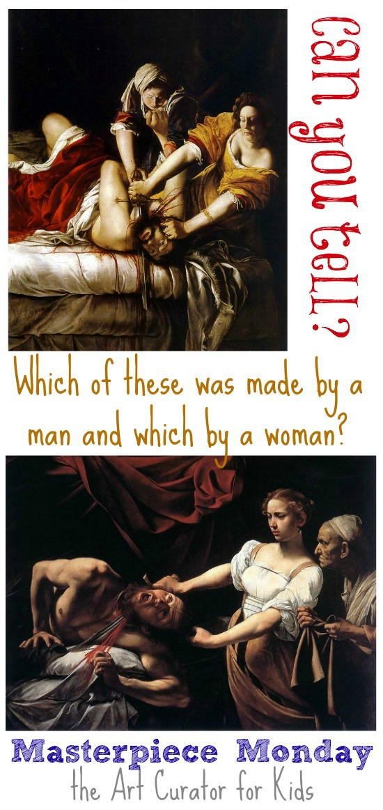 Judith and Holofernes paintings