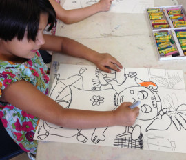 Art Classes for Kids. Learn how to draw and paint! Austin ...