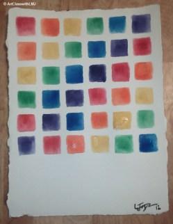 Tiled - Watercolor