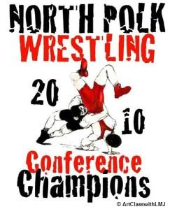 Wrestling Champions - Graphic Design