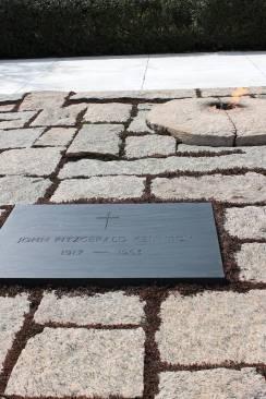 JFK Burial Site