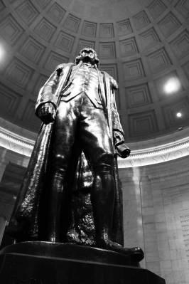 Jefferson Memorial (So neat at night!)