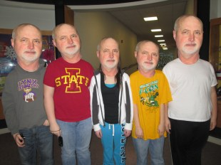 One student took our janitor's face and multiplied it.