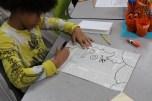 5th Grade - Pop Art Permanent Marker (5)