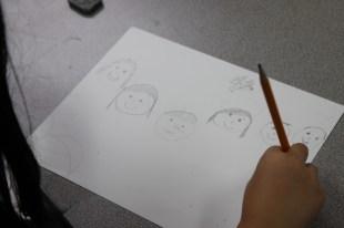2nd Grade Family Portraits (5)