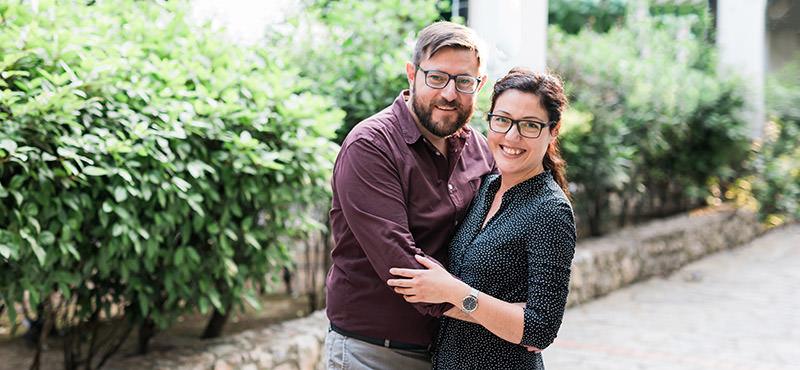 Tonia & Theodore