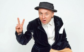 Le clown Andrej Jigalov