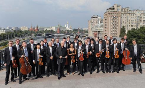 Moscow Virtuosi. Bridge 2