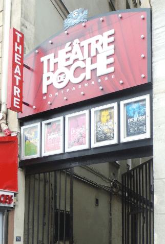 Theatre de poche exter