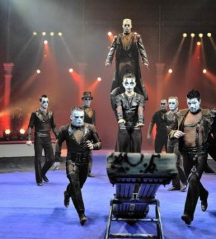 troupe truschin