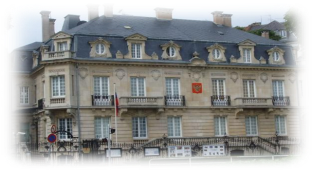 consulat de Russie Strasbourg