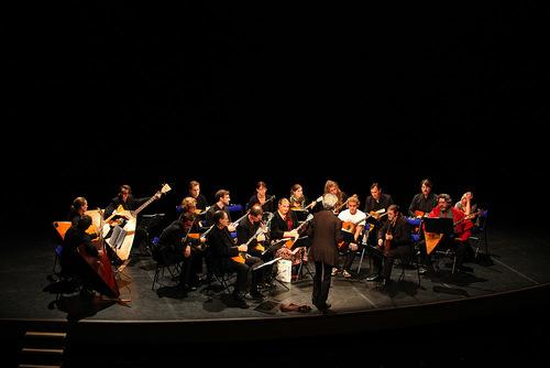 orchestre St Georges en scène