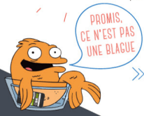 1 avril poisson