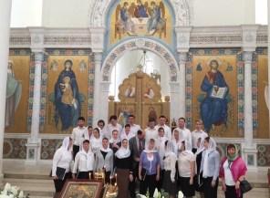 chœur Ste trinité Paris