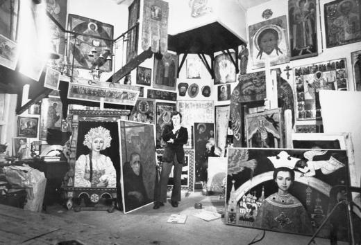 atelier 1969 I Glazou