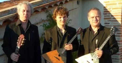 trio kedroff