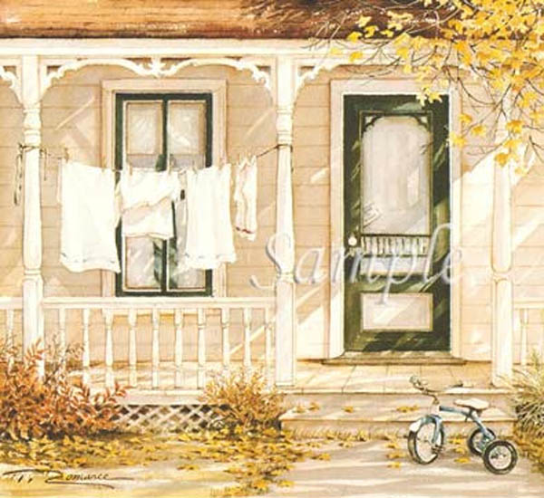 Art Country Canada TRISHA ROMANCE Gone To The Store