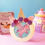 Diy Paper Plate Unicorn Photo Frame