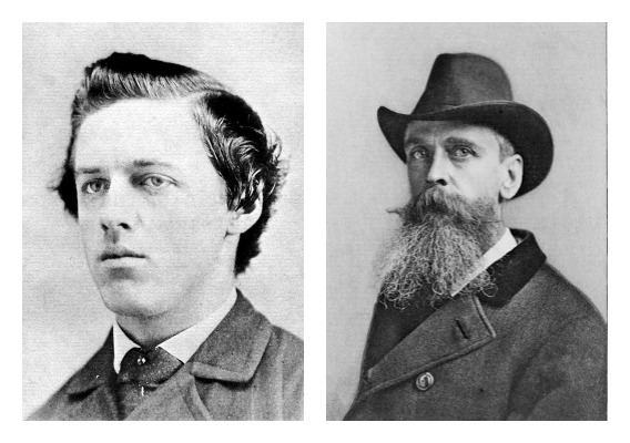 William Henry Jackson and Thomas Moran