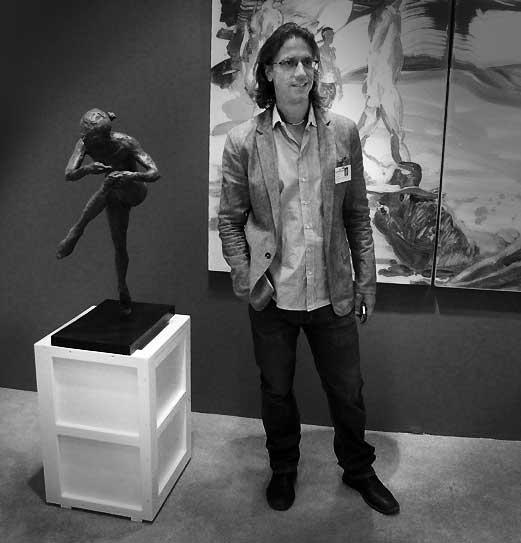 Bob Chase, President of Chase Art