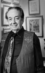 Richard Perry owner of Centaur Galleries.