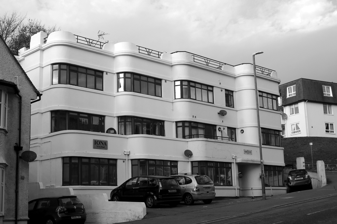 Winter in the Southern Sunshine: The Art Deco Magpie Visits Bournemouth