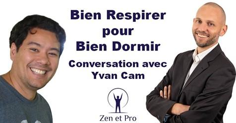 Mon interview sur Zen et Pro