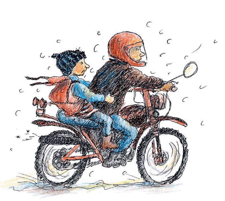 detskie-knigi - Дюнне и счастье. О детской радости, смелости и дружбе -