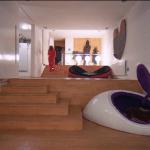 A Clockwork Orange (1971) | Alexander's House | Director Stanley Kubrick | Production Design Porn
