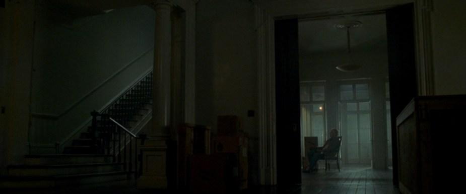 Panic Room film still (2002) house