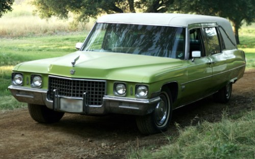 Six Feet Under Hearse: Inspiration: An Exploration Of Television And Film Car Design