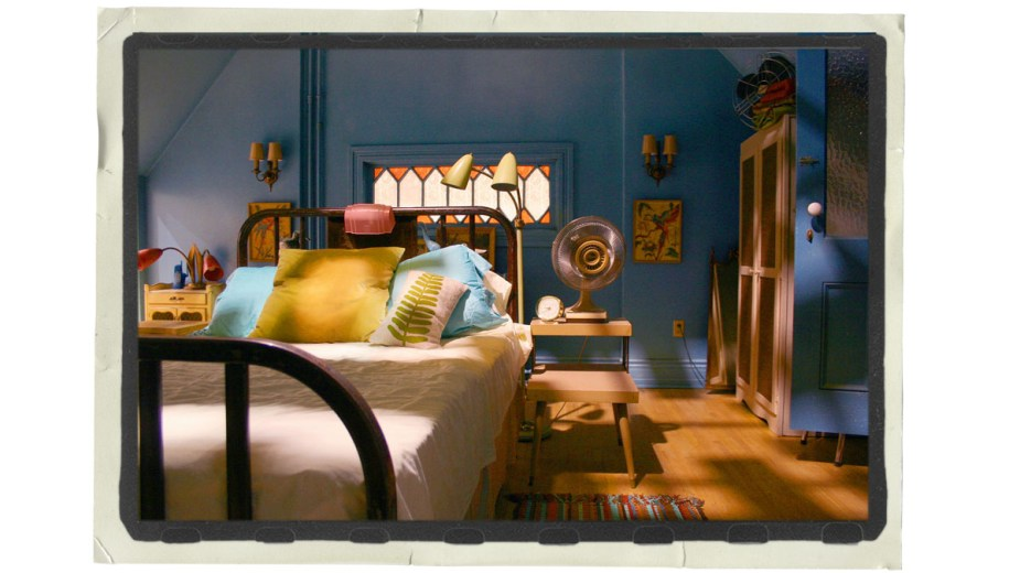 Take This Waltz Bedroom Set / Production Designer Matthew Davies