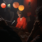 Alice Doesn't Live Here Anymore (1974) | Martin Scorsese production design | Martin Scorsese Films | Ellen Burstyn plays piano and sings in a club with colourful lighting