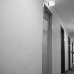 Who's That Knocking At My Door (1967) | Martin Scorsese production design | Martin Scorsese Films | Harvey Keitel in white hallway