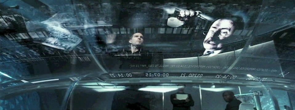 Minority Report- Alex McDowell Quote