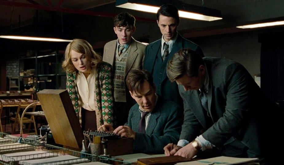 The Imitation Game's production designer Maria Djurkovic