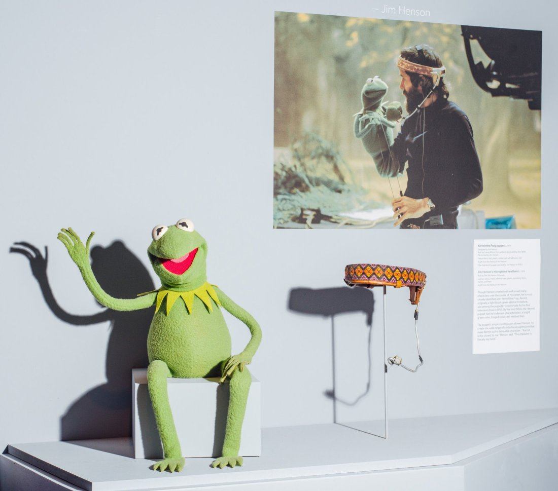 Jim Henson Exhibition