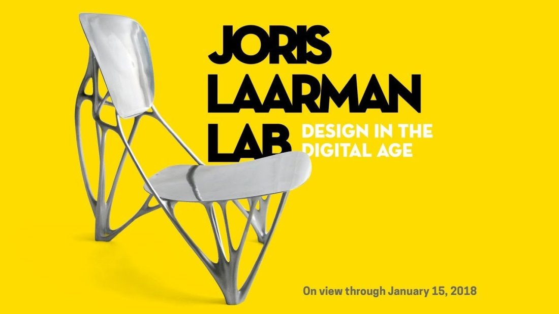 Joris Laarman Lab: Design in the Digital Age