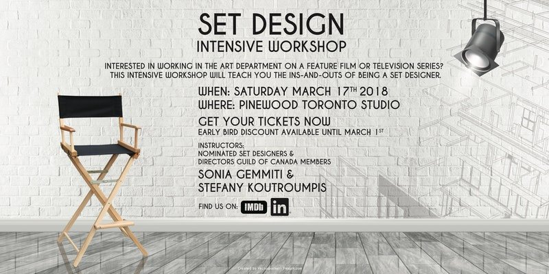Set Design Intensive Workshop