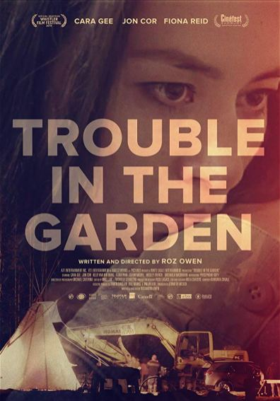 Trouble in the Garden (2018)