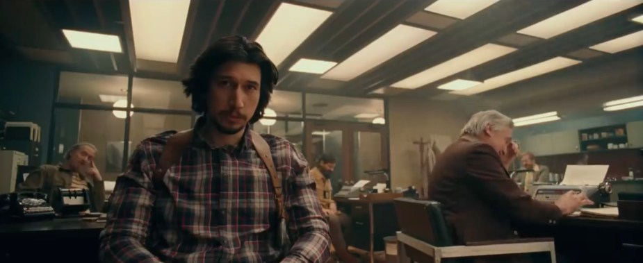 BlacKkKlansman- Police Bullpen- Best Production Design of 2018
