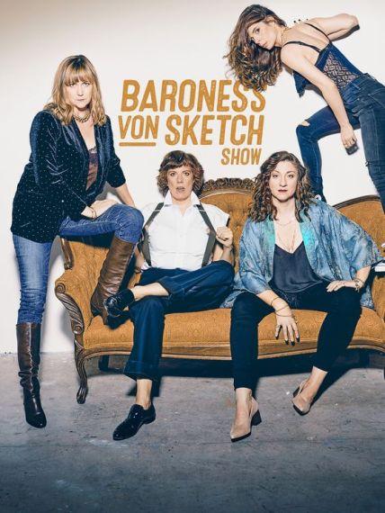 Baroness von Sketch Show (2019)