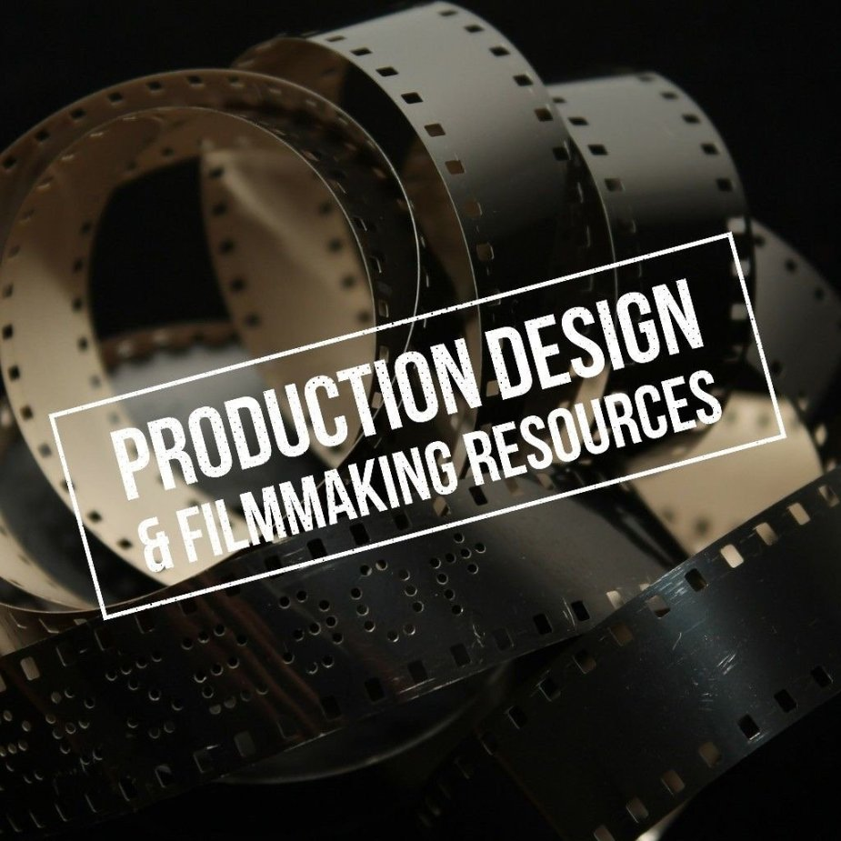 Production Design Resources for Film and Television