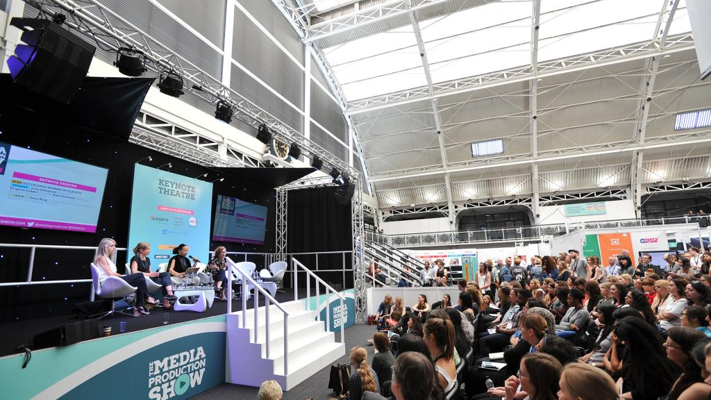Production Designing: A Masterclass at The Media Production Show
