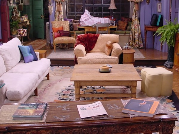 The Set of 'Friends' | Ikea Recreates Sets of Friends