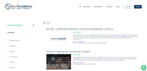 Hurlbut Academy Blog