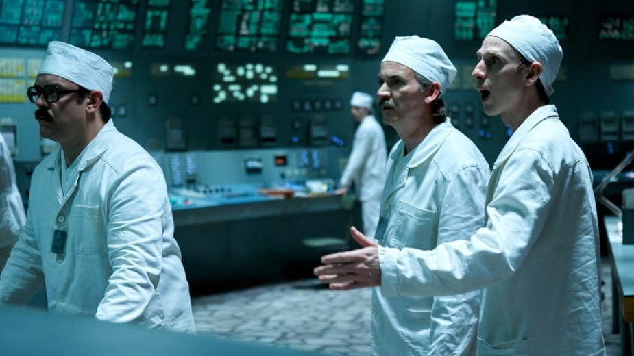 Chernobyl | HBO | 2019 Emmy nominees | 2019 production design Emmy nominations